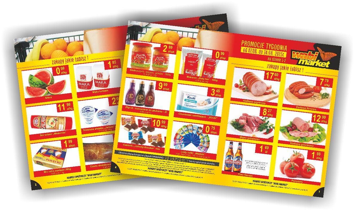 reklama-projekty-gazetka-wabi-market