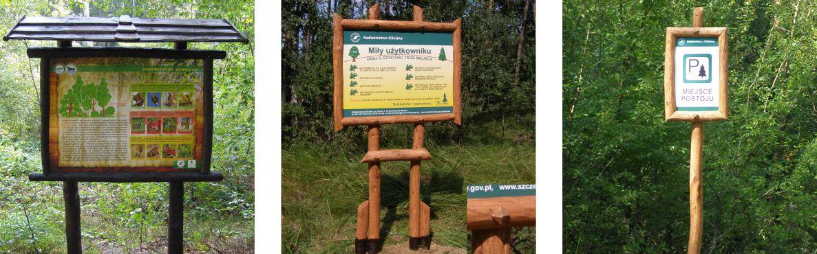 atchitektura-drewniana-tablice-informacyjne-stelaze-lesne
