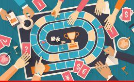 GRY PLANSZOWE, Gry WIELKOFORMATOWE, puzzle, karty do gry